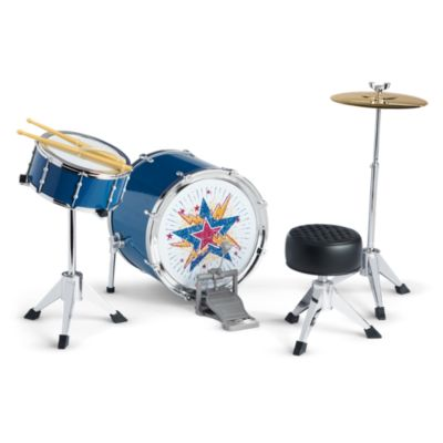 Logan's Rhythmic Drum Set - Popular Girl Toys