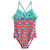 Fun Fish Swimsuit for Girls