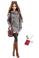 #TheBarbieLook™ Barbie® Doll - City Chic Style