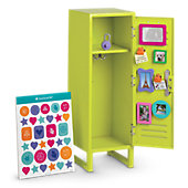 SCHOOL LOCKER SET-TM