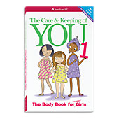 American Girl The Care & Keeping of You 1
