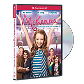 American Girl McKenna Shoots for the Stars DVD
