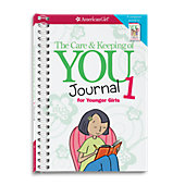 American Girl The Care & Keeping of You 1 Journal