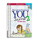 American Girl The Care & Keeping of You 2 Journal