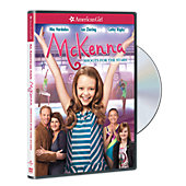 American Girl McKenna Shoots for the Stars Two-Disc Blu-ray/DVD Combo Pack