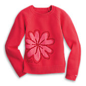 FLOWER SWEATER-MYAG G
