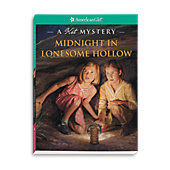 American Girl Midnight in Lonesome Hollow: A Kit Mystery Paperback