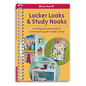 American Girl Locker Looks & Study Nooks