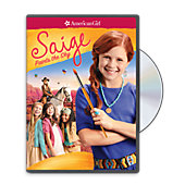 American Girl Saige Paints the Sky DVD