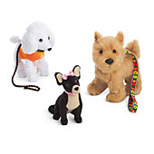 JULIES DOG WALKING SET
