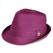 American Girl's Trilby Hat for Girls