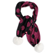 American Girl's Sequin-Dot Scarf for Girls