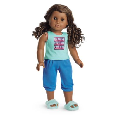 Gabriela's PJs for Dolls - Popular Girl Toys