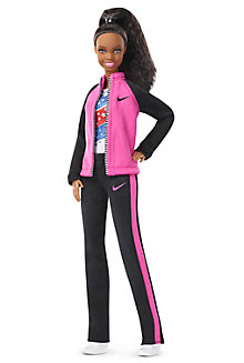 Gabby Douglas Barbie® Doll