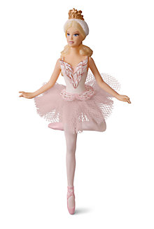 Hallmark Keepsake Holiday Barbie™ Ornaments - Ballet Wishes