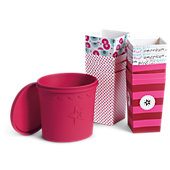 American Girl American Girl for Williams-Sonoma Popcorn Set