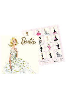 "2017 Barbie™ 12"" Wall Calendar"