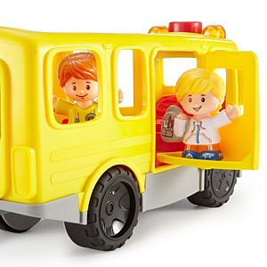 Little People® Sit with Me School Bus - Shop Little People Toddler ...