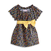 POLKA-DOT DAY DRESS G BT