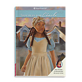 American Girl Troubles for Cecile Paperback