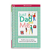 JUST DAD AND ME BOOK