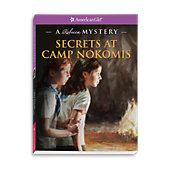 American Girl Secrets at Camp Nokomis: A Rebecca Mystery Paperback