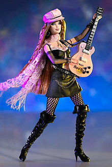 <em>Hard Rock Cafe</em> Barbie&#174; Doll #2