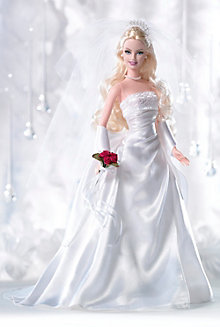 David's Bridal Eternal™ Barbie® Doll