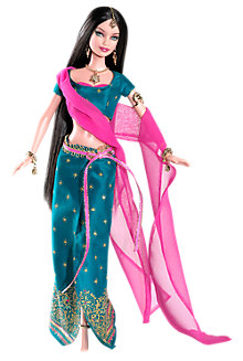 Diwali™ Barbie® Doll