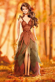 I Dream of Autumn™ Barbie® Doll