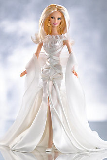 White Chocolate Obsession™ Barbie® Doll