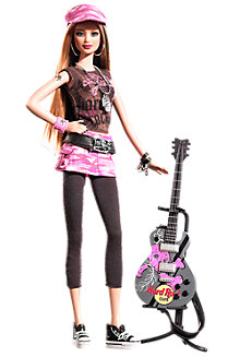 <em>Hard Rock</em> Barbie&#174; Doll