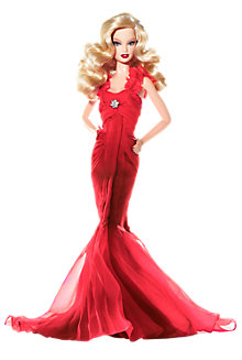 <em>Go Red For Women</em> Barbie&#174;&nbsp;Doll