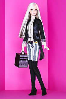 M&#8226;A&#8226;C <em>Barbie</em>&#174; Doll