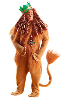 The Wizard of Oz&#8482; <em>Cowardly Lion</em> Ken&#174; Doll