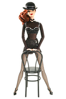 <em>Cabaret Dancer</em> Barbie&#174; Doll