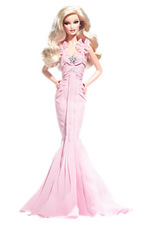 <em>Pink Hope</em> Barbie&#174; Doll