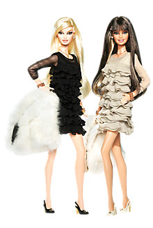 <em>Juicy Couture Beverly Hills G&P</em> Barbie&#174; Dolls