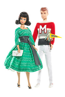 Campus Sweet Shop™ Midge® Doll and Allan™ Doll Giftset