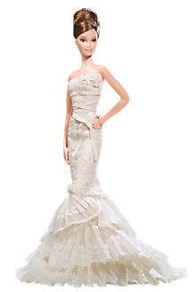 Vera Wang&#8482; Bride: <em>The Romanticist</em> Barbie&#174; Doll