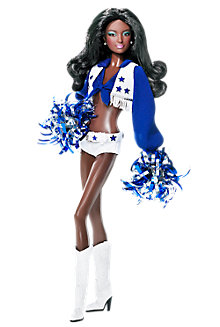 <em>Dallas Cowboys Cheerleaders</em> Barbie&#174; Doll