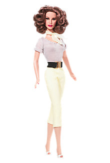 Grease&#174; <em>Cha Cha</em> Barbie&#174; Doll (<EM>Race Day</EM>)