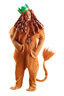 The Wizard of Oz™ Cowardly Lion™ Ken® Doll