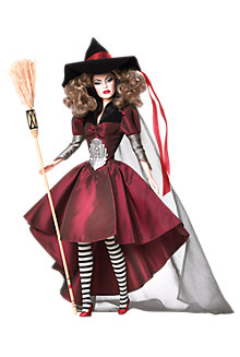 The Wizard of Oz&#8482; <em>Wicked Witch of the East</em> Barbie&#174; Doll
