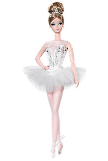 Prima Ballerina™ Barbie® Doll