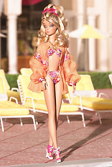 Palm Beach&#8482; <em>Swim&nbsp;Suit</em> Barbie&#174; Doll