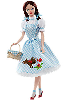 The Wizard of Oz&#8482; <em>Dorothy</em> Barbie&#174; Doll