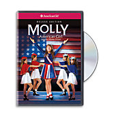 American Girl Molly: An American Girl on the Home Front DVD