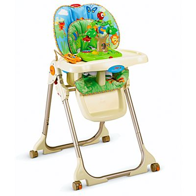 Baby gear equipment products supplies fisher price for Chaise haute graco contempo