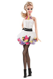 Shoe Obsession™ Barbie® Doll